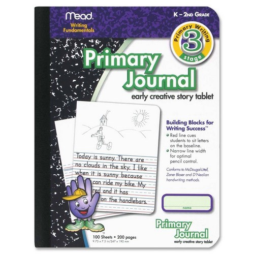 image of a journal book cover